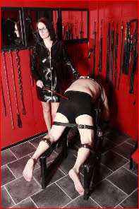 Mistress at the Stockport Dungeon