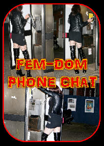 BDSM Phone Chat