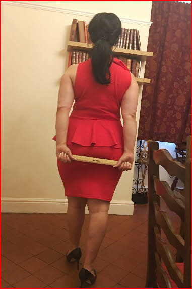 Domestic discipline, spanking and CP in Manchester