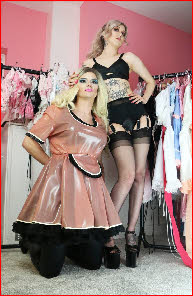 Manchester domination and sissy training
