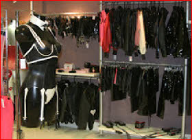 Honour fetish clothing and BDSM equipment store
